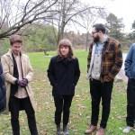 The Frank Horvat Band - Frank Horvat, Thom Gill, Felicity Williams, Evan Tighe, Bram Gielen