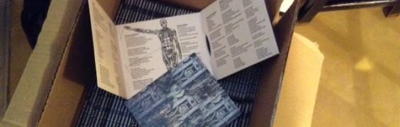 Just Arrived! The Frank Horvat Band's new album, Strange Machine