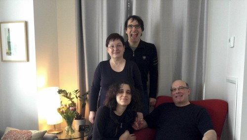 Horvat Family