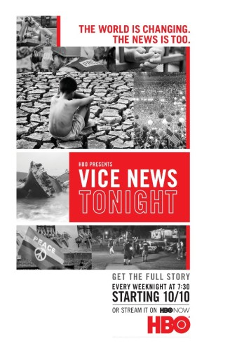 Vice News Tonight on HBO