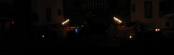 Earth Hour concert in Regina
