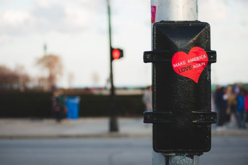 Love Again - Photo by Kayle Kaupanger on Unsplash