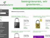 Gravurenalarm Screenshot - 05.09