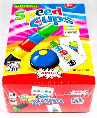 Amigo speed Cups Packshot