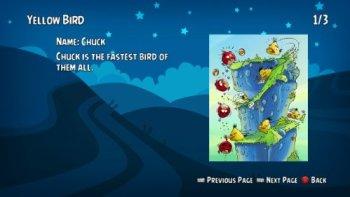 Angry Birds Trilogy Nintendo Wii Screenshot 2