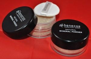 benecos mineral Powder