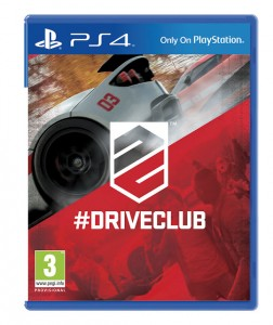 Playstation 4 - Driveclub S Gutschein 50 Euro