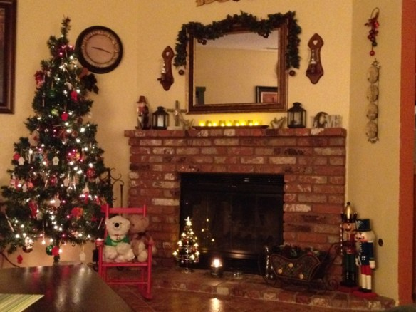 Bedford Manor: Christmas on a Budget