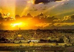 tiszkul jerusalem