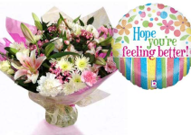 hope you feel better quotes