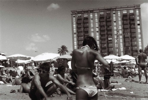 Barceloneta 5 - Miradas cruzadas