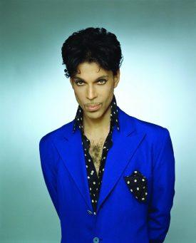 Prince in Cobalt Blue