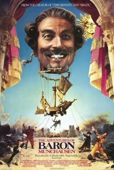 Las aventuras del baron munchausen