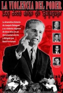 Balaguer La violencia del poder