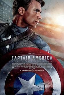 Capitán América El primer vengador