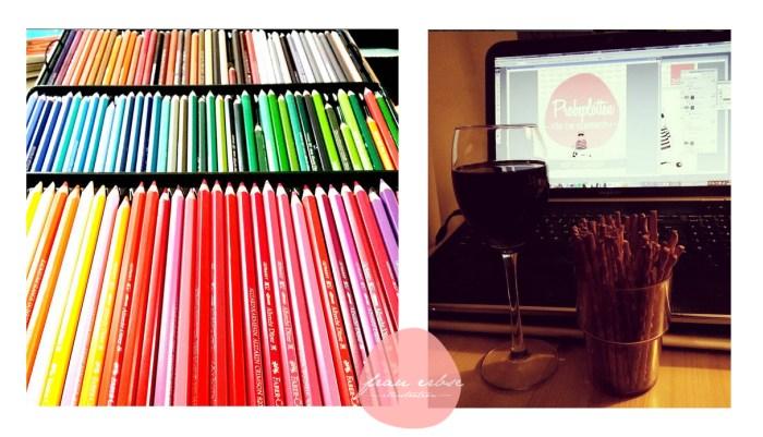 Arbeitsplatz Stifte_Wein