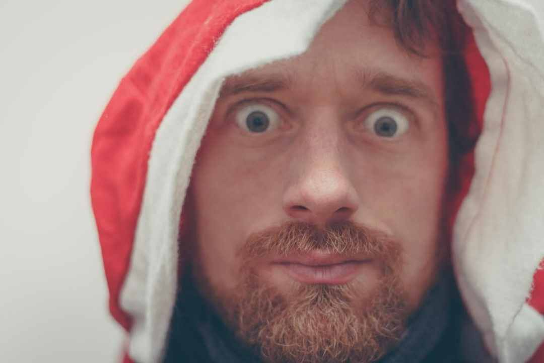 weihnachtsmann spielen