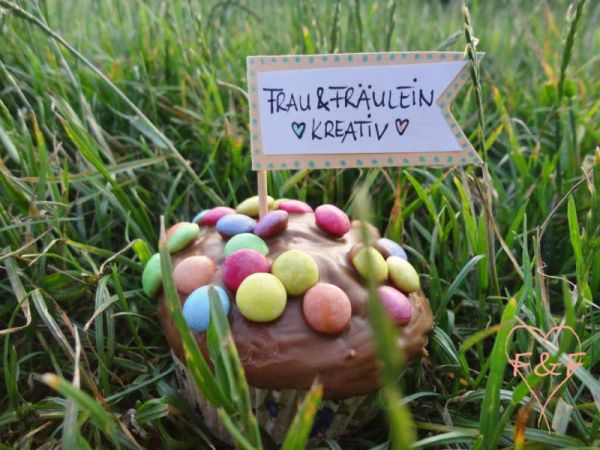 Muffins à la Frau & Fräulein Kreativ