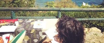 Il viaggio dell'anima su un'isola