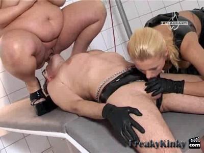 extreme bondage sex slave