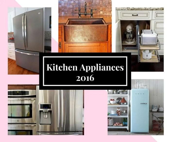 Common Kitchen Appliances Common Kitchen Appliances Common