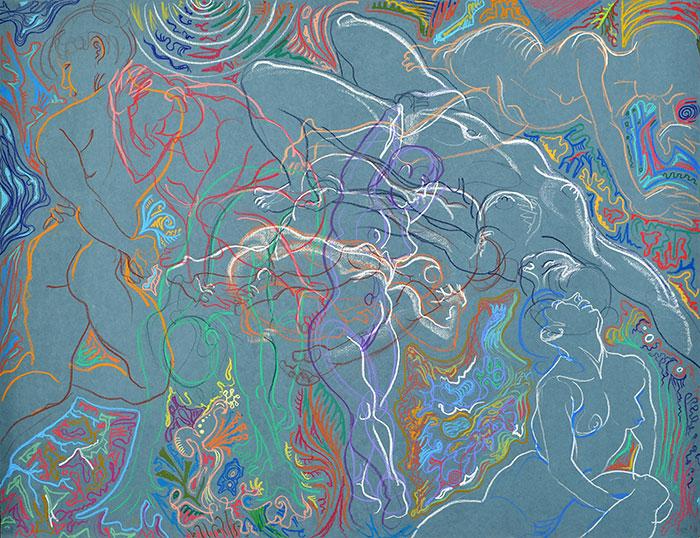 Biome, 2011, by Fred Hatt