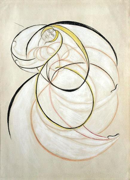 Dancer, 1917, by Vaclav Nijinsky