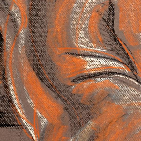 Sheen (detail), 2010, by Fred Hatt