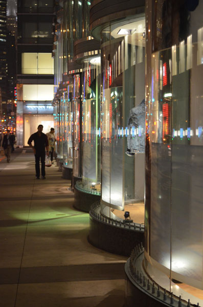 Cylindrical Windows, 2012, photo by Fred Hatt