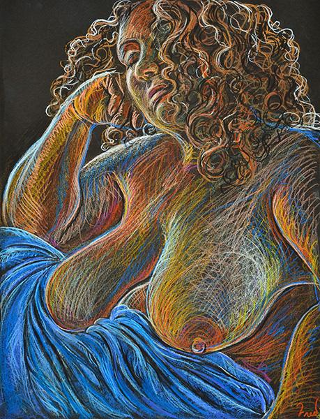 Body Artist, 2013, by Fred Hatt