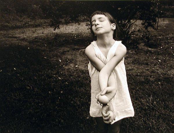 Nancy, Danville, Virginia, 1969, photo by Emmet Gowin
