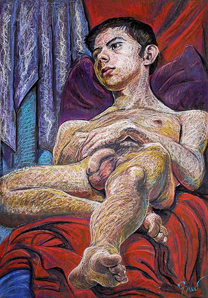 Youth, 2006, by Fred Hatt