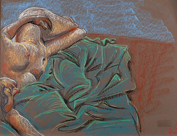 Absence, 2011, by Fred Hatt