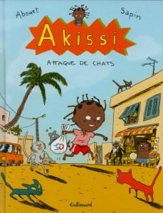 Akissi - omslag