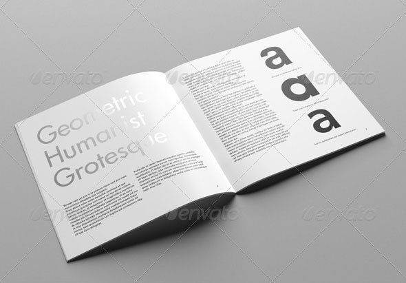 Mockup Trifold Brochure     Free MockUp Template in PSD   Free PSD     Download