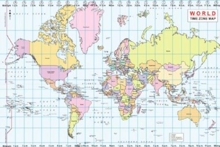 pics photos printable map of usa time zones pictures 1