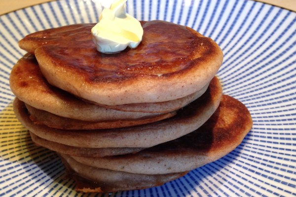 9 delicious & nutritious free-from pancake recipes (no need to flip out!)