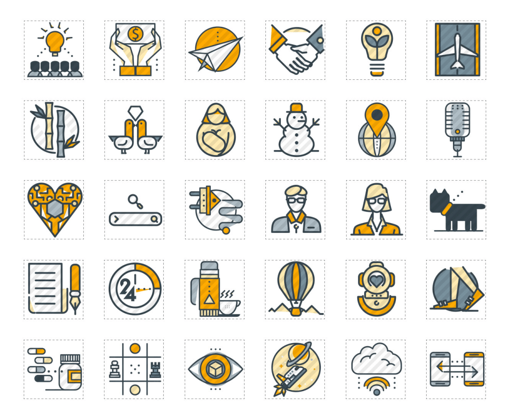 FunLine icons Free Pack