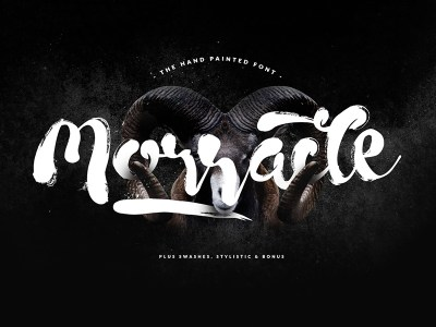 Morracle Font