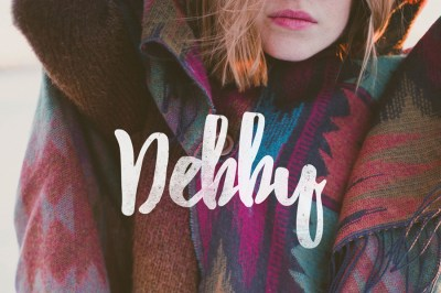 Debby – Free Font