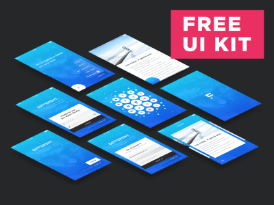 Free Different UI Kit