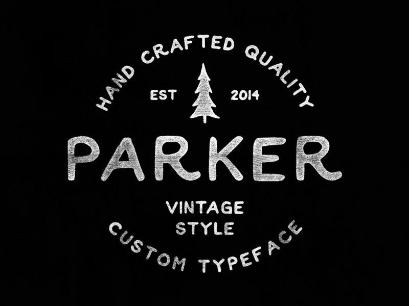 Parker Free Font