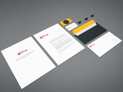 Branding Stationery Mockup Vol. 8