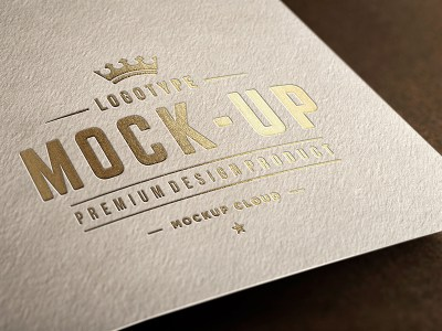 Freebie: Close-Up Logo Mockups