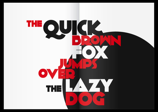 Kilogram Free Typeface