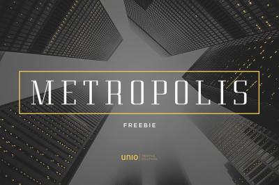 Metropolis Free Demo