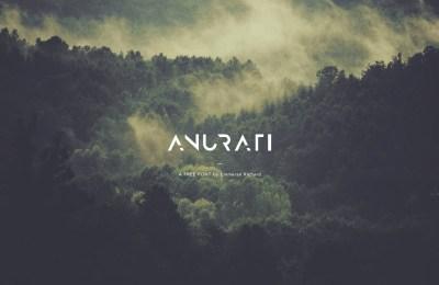 Anurati – Free Font