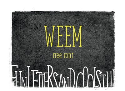 Weem Free Font