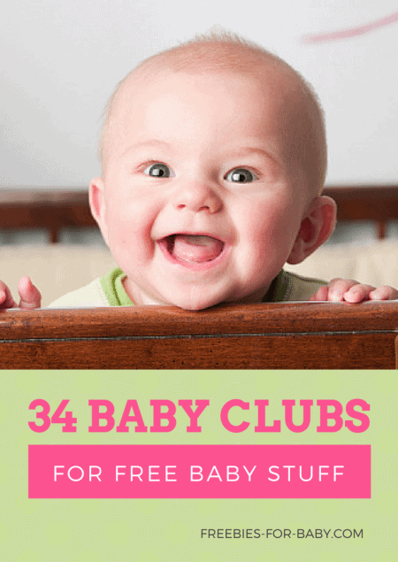 34+ Baby Clubs to join for Free Baby Stuff