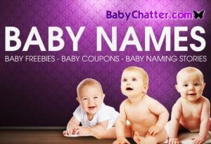 Free Custom Baby Name Art